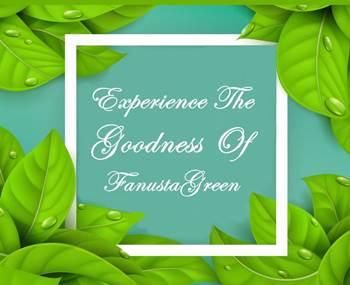 fanusta green tea promo