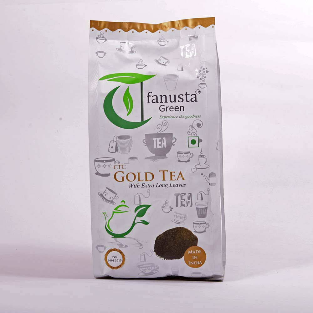 ctc gold black tea 200 grams