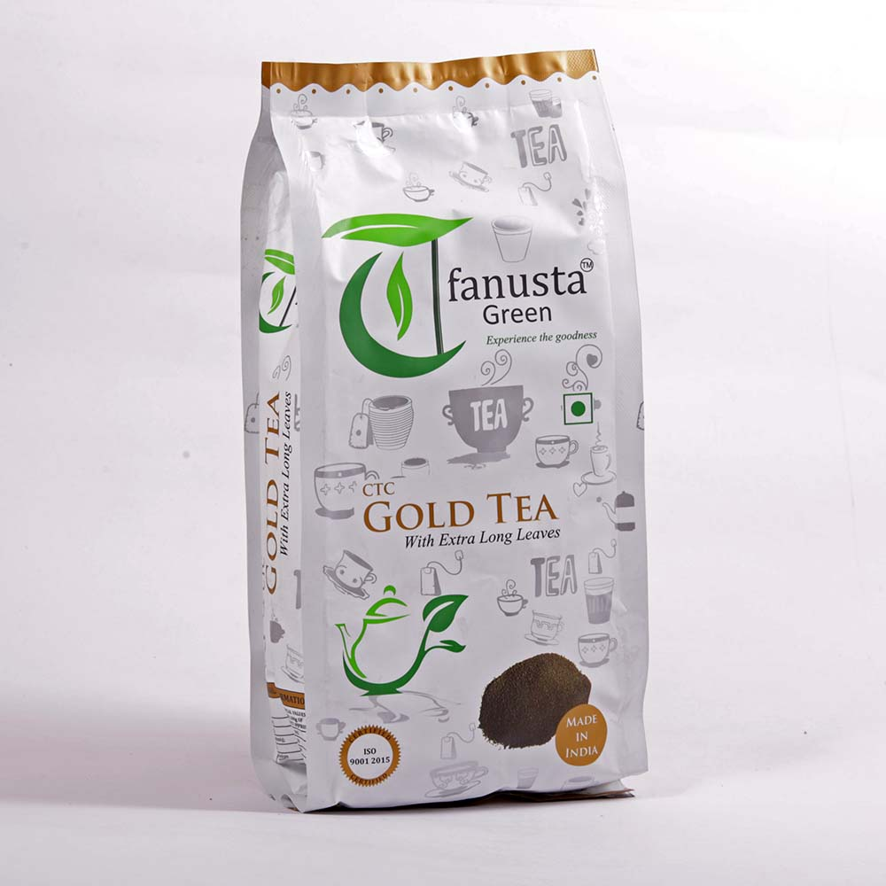 ctc gold black tea 400 grams