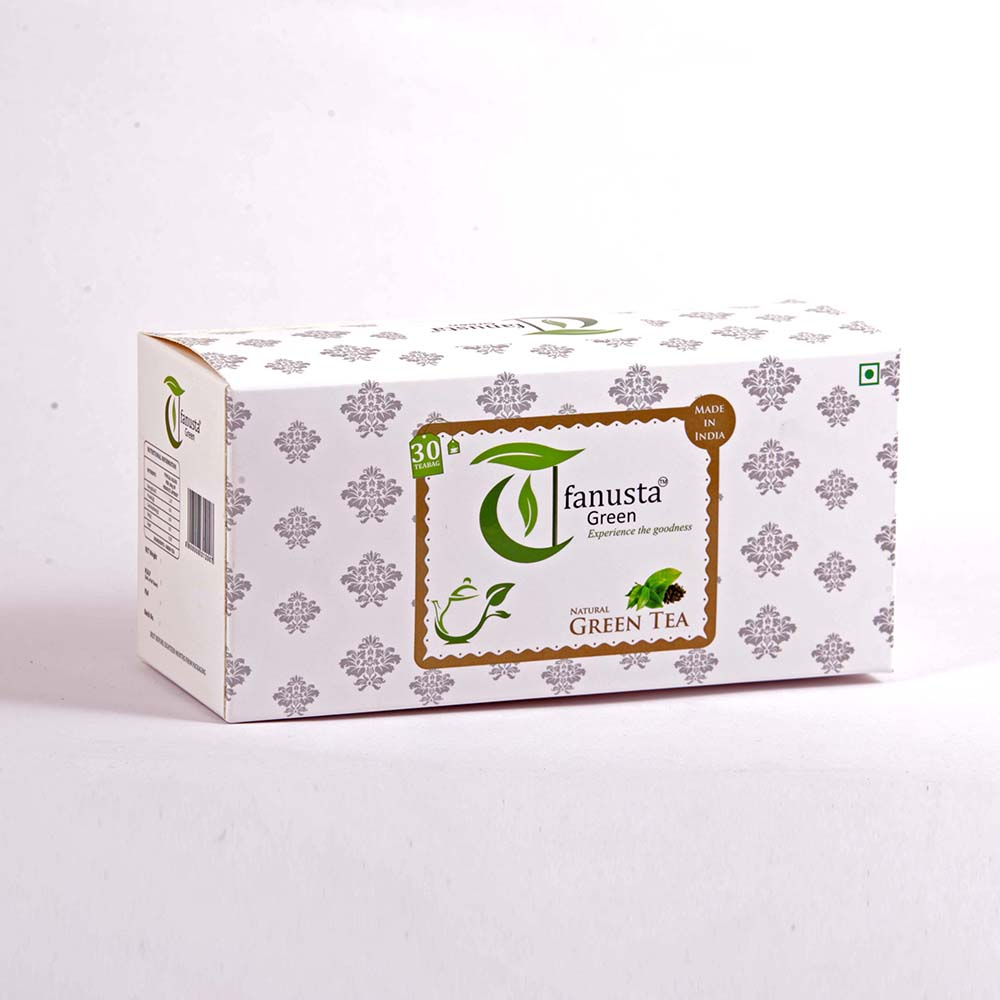 green tea 30 tea bags