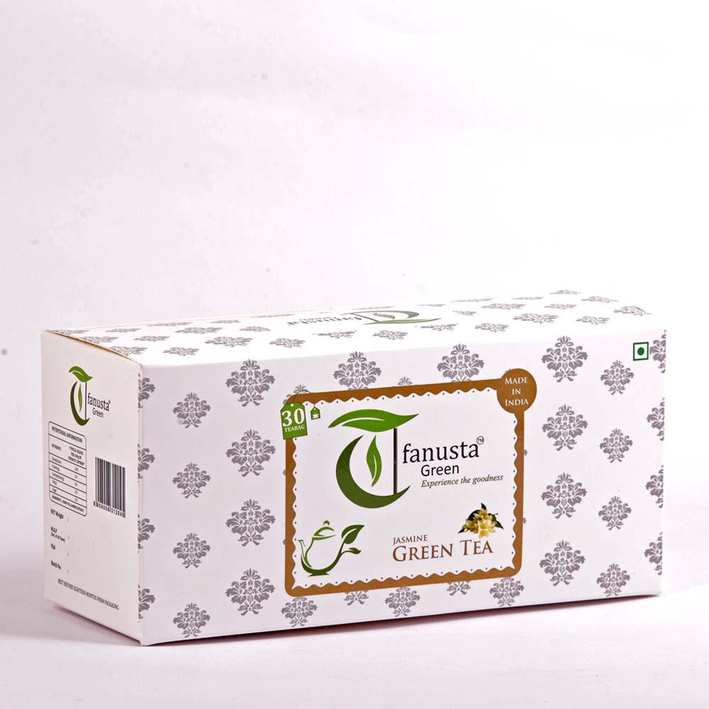green tea jasmine 30 tea bags