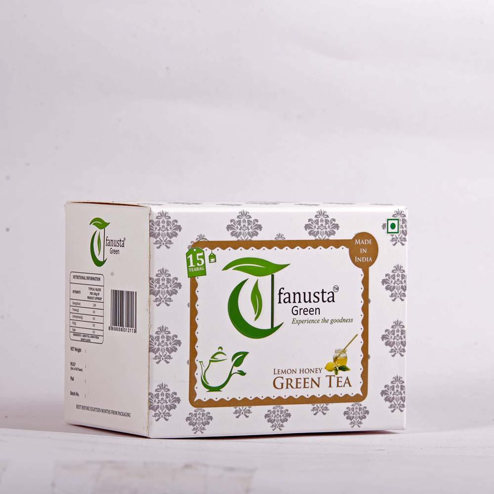 green tea lemon 15 tea bags
