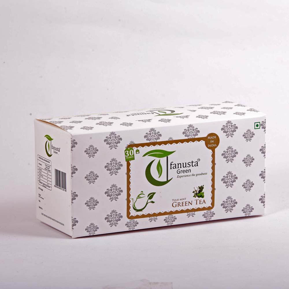 green tea tulsi 30 tea bags