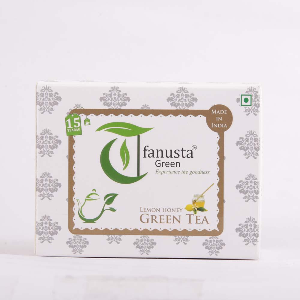 lemon green tea 15 tea bags