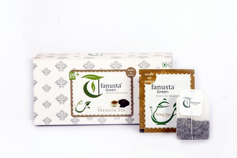 CTC premium black tea 30 teabags