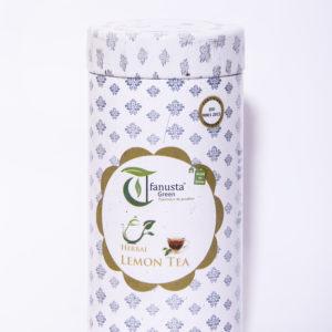 Lemon Herbal Green Tea
