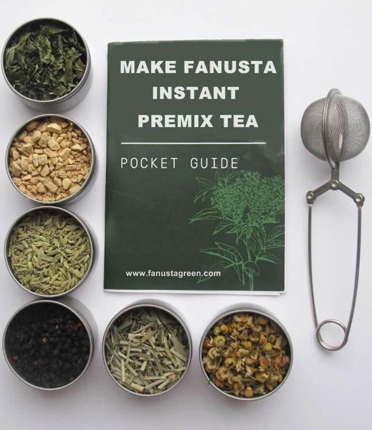 FANUSTA INSTANT PREMIX TEA