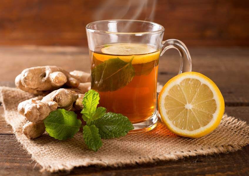 Ginger Green Tea 5 Unknown Ginger Tea Health Benefits