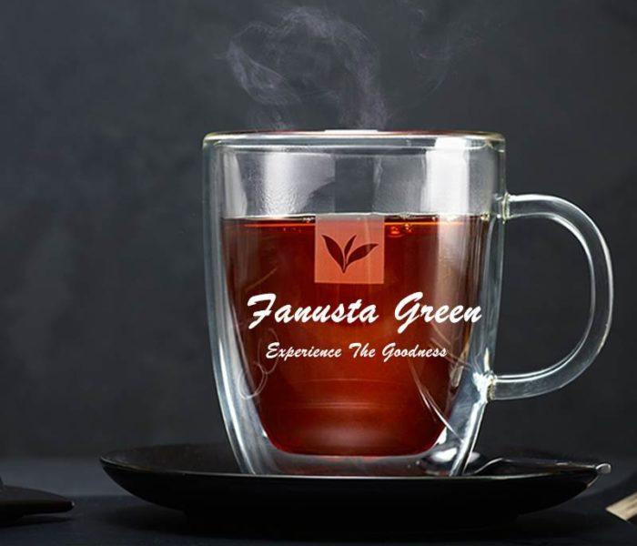 fanusta green tea